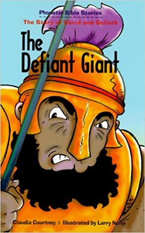 Book The Defiant Giant: The Story of David and Goliath (Phonetic Bible Stories)