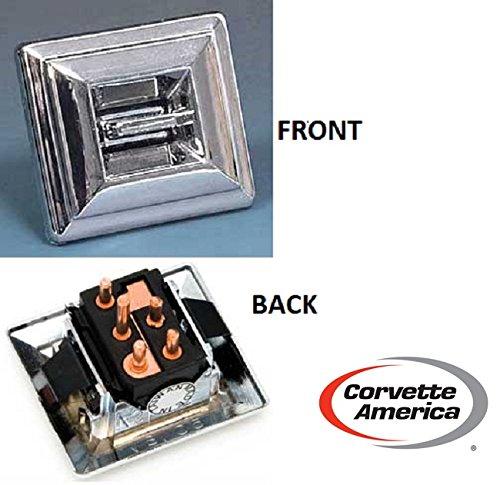 corvette power door lock switch - 1
