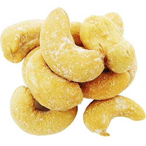 Roasted Cashews (Lightly Salted), 5 lb