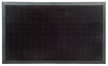 Amazon Com Imports Decor Rubber Door Mat Rubber Studs 32 Inch By