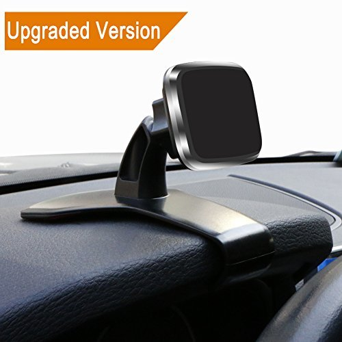 Car Phone Mount,    Bukm Universal Magnetic Dashboard Phone