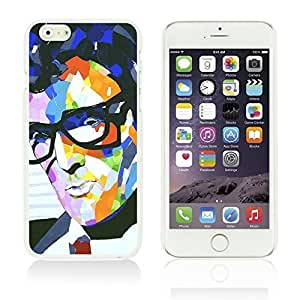 OnlineBestDigitalTM - Celebrity Star Hard Back Case for Apple iPhone 6 Plus (5.5 inch) Smartphone - Buddy Holly