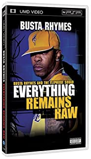 Busta Rhymes - Everything Remains Raw [UMD for PSP] (B000A13NEE) | Amazon Products