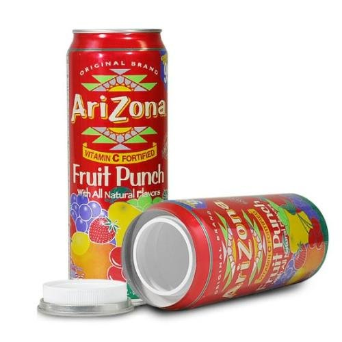 Fruit Punch Diversion Safe Soda Stash Can Hide Cash Jewelry Large Hidden Container
