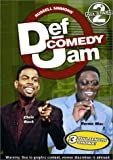 Def Comedy Jam All-Stars Vol. 2 - Comedy DVD, Funny Videos