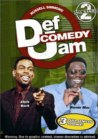 Def Comedy Jam All-Stars Vol. 2 (Martin Lawrence Comedy Dvd)