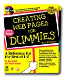 Internet for Dummies, IDG Books Staff, 0764581236