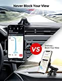 Mpow Car Phone Mount, Dashboard Windshield Car