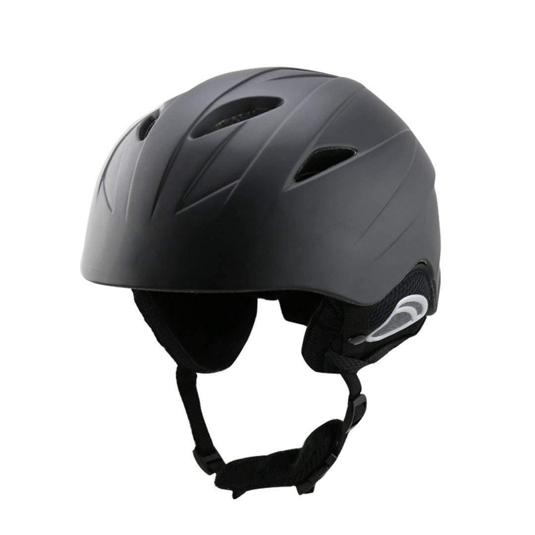 スキー用ヘルメット 取り外し可能な耳の保護装置のセリウムが付いている白い黒い水スキースノーボードのスケートのヘルメットは販売のために承認しました B07PLYS8B7 Medium|White White Medium