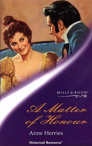 A Matter Of Honour (Historical Romance)