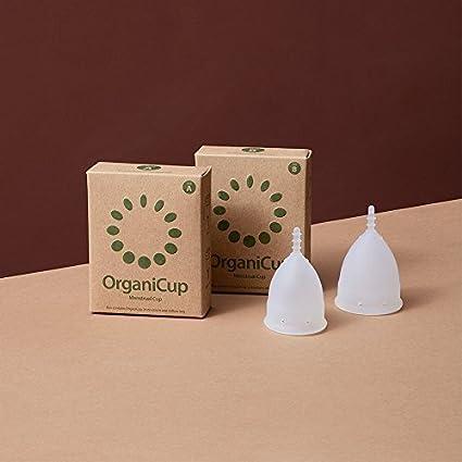Copa menstrual tamaño B por Organicup: Amazon.es: Salud y ...