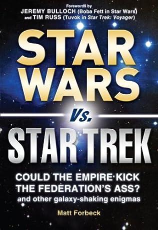 book cover of Star Wars vs. Star Trek