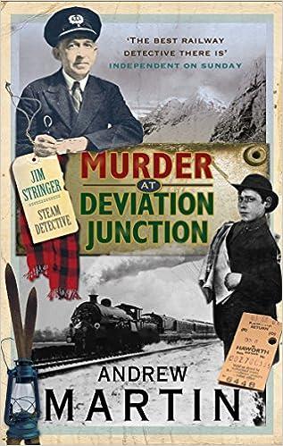 Murder at Deviation Junction (Jim Stringer): Amazon co uk