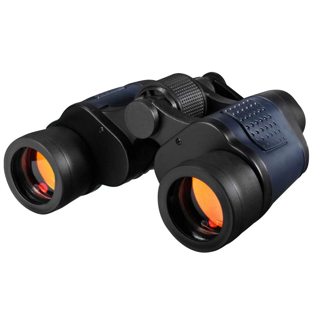 Nuxn 60x60 Binoculars for Adults Compact HD Professional Day/Night Vision Binoculars Telescope Bird Watching Stargazing Hunting Concerts Football Sightseeing with Carrying Bag by Nuxn