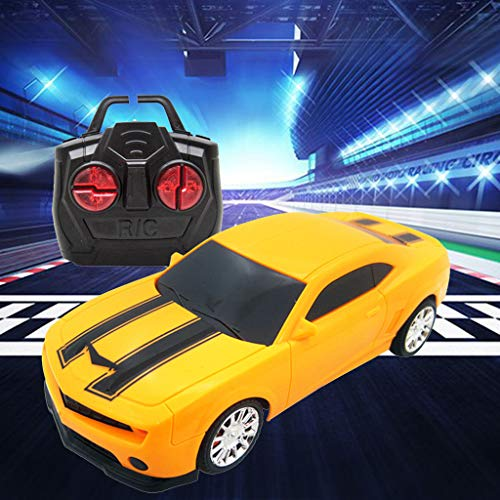 Euone  RC Car, RC Racing Car Remote Control 1:24 Model Vehicle Winter Indoor Toy Toys for Kids
