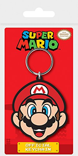 Pyramid International Super Mario - Llavero Mario: Amazon.es ...