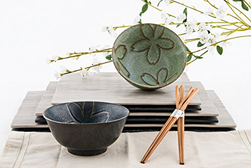 Quality Japanese Rice or Noodle Bowls 6