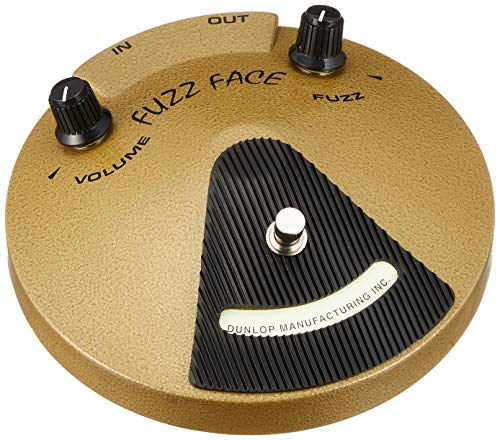 (Dunlop EJF1 Eric Johnson Signature Fuzz Face Distortion)