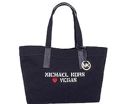 559d28df5b7b Amazon.com: Michael Kors N/S City Tote Bag 35T7MT2T2C Black Extra Large XL:  Shoes