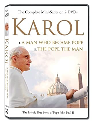 Amazoncom Karol A Man Who Became Pope And The Pope The