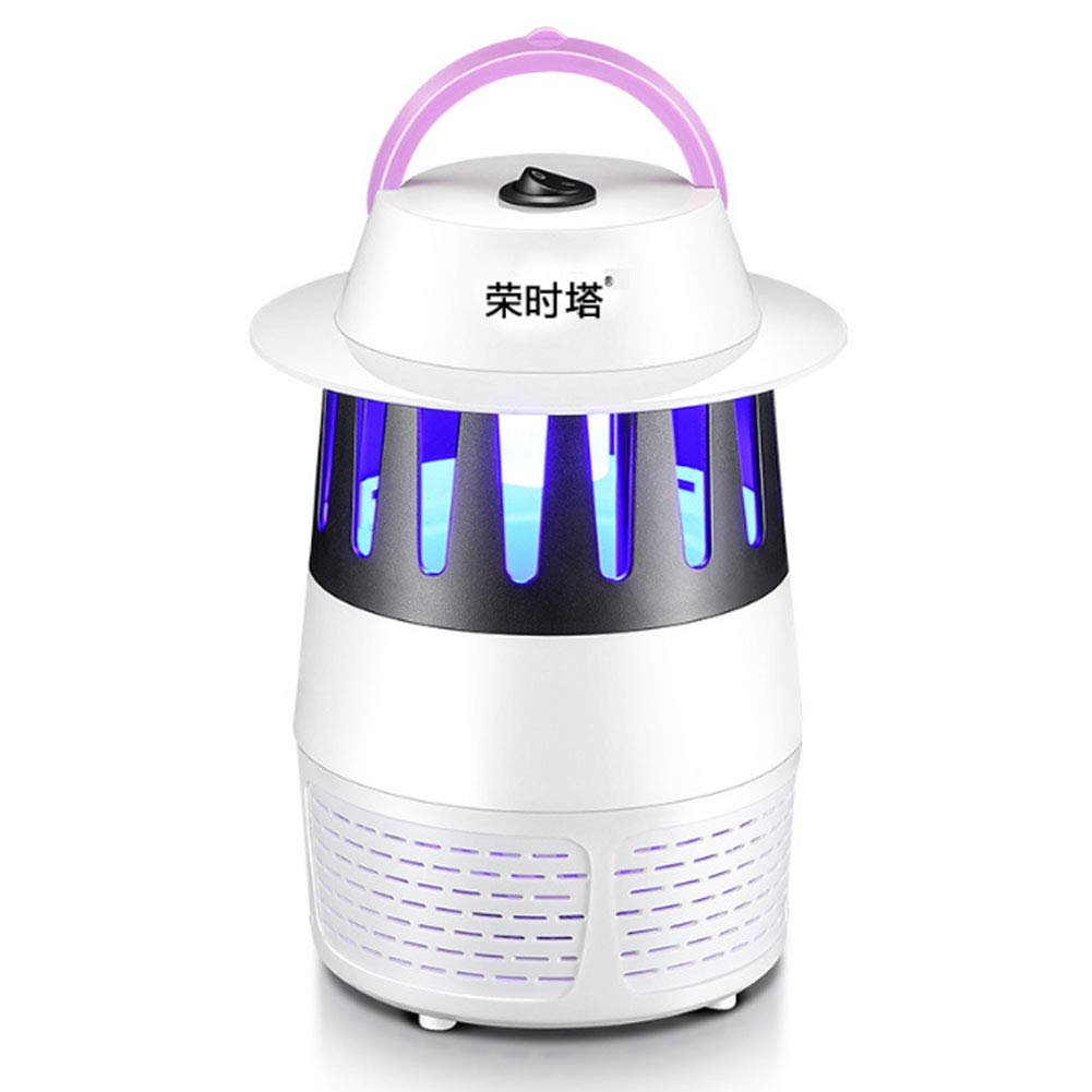 220V Anti-Mosquito Light Photocatalyst Household No Radiation Mute Infant Pregnancy Electronic Fly Repellent Mosquito Suction Insecticidal Lamp