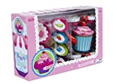 Schylling Cupcakes Tin Tea Set Multi-colored, Small