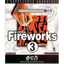 FIREWORKS 3 (ET CD-ROM)