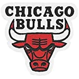 National Emblem PATCHBKTCHI Chicago Bulls NBA Team Logo Patch