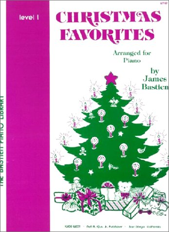 Christmas Favorites: Level 1 - Book Music Christmas Favorites