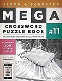 Best Simon & Schuster Dictionaries - Simon & Schuster Mega Crossword Puzzle Book #11 Review