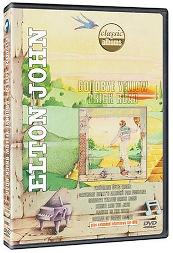 DVD : Elton John - Goodbye Yellow Brick Road (DVD)