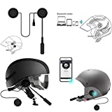 Hulorry Sports Exercise Headphones, Motorcycle