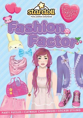 Stardoll: The Fashion Factor: Sticker Activity Book by Stardoll (2011-09-01)