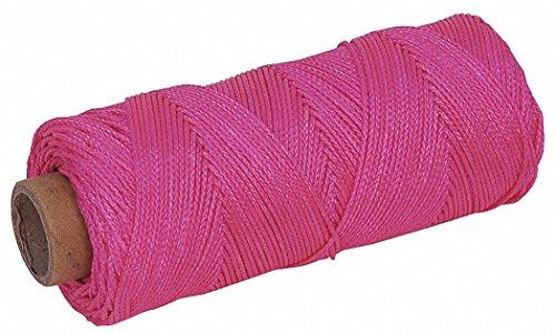Masons Line,Nylon,250 ft,Fluor Pink by MARSHALLTOWN (Image #1)