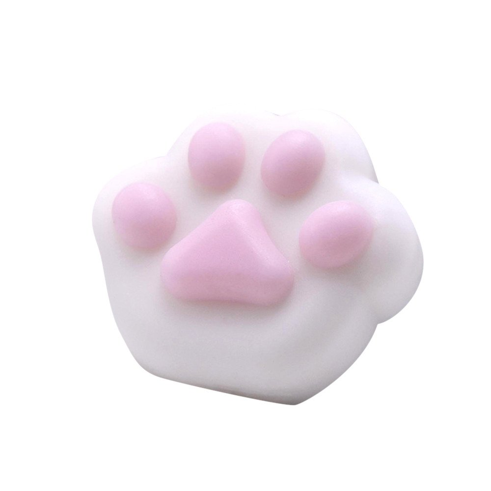 Dimanul Squishies Slow Rising Mini Toy Kawaii squishies Pack Cheap squishies Stress Relief Giant Squishy Keychain Scented cat Footprint squishies Animal Toys for Kids and Adults Toy Cute