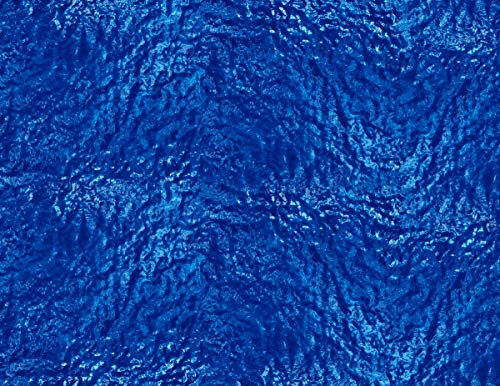 HO Scale Water Paper 8.5x11 Pack of 5 (Dark Blue)
