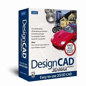 amazon   designcad 3dmax v 17