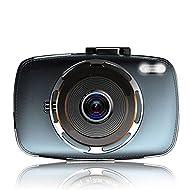Caméra Embarquée Caméra Voiture Ultra HD 1080P 170 degrés ultra-grand-angle moniteur de stationnement vision nocturne tachygraphe