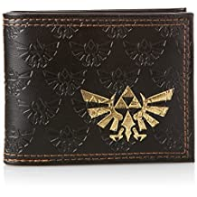 Bioworld - Porte feuille - Zelda - Emboss with gold logo - 8718526020922