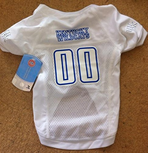 NCAA Kentucky Wildcats Pet Jersey,  Large