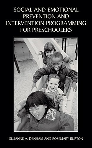 Download Social and Emotional Prevention and Intervention Programming for Preschoolers: Book of Stones Pdf
