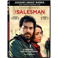 The Salesman on Blu-ray, DVD, and Digital HD