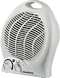 Homebasix FH04 Compact Heater Fan, 750/1500-watt