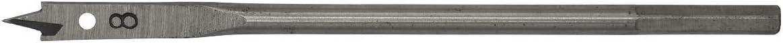 Sealey FWB80 M/èche /à bois plat /Ø8 mm x 152 mm