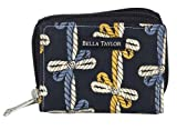 quilted small wallet - Bella Taylor American Charm Card Case Quilted Small Wallet
