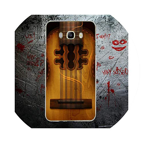 The Most Fashionable for Samsung Galaxy A3 A5 A7 J1 J2 J3 J5 J7 Coque Shell Soft TPU Cover Bass Guitar Strings Music Guitares Instrument,Picture 2,for Samsung J2 ()