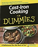 Lodge CBCID Cast Iron Cooking for Dummies Cookbook