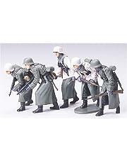 Tamiya 35256 - Figuras de infantería de Asalto (Escala 1:35)