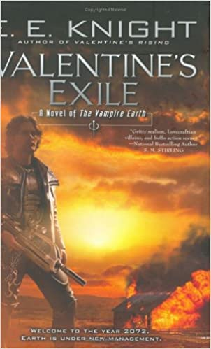 Valentine's Exile: A Novel of the Vampire Earth