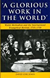 A Glorious Work in the World : Welsh Methodism and the International Evangelical Revival, 1735-1750, Jones, David Ceri, 0708318703